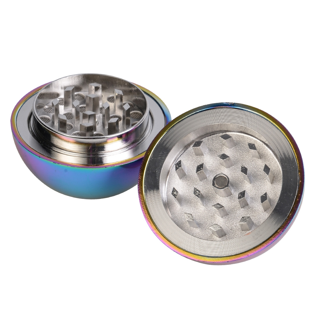 GRINDER RAINBOW BALL 50MM