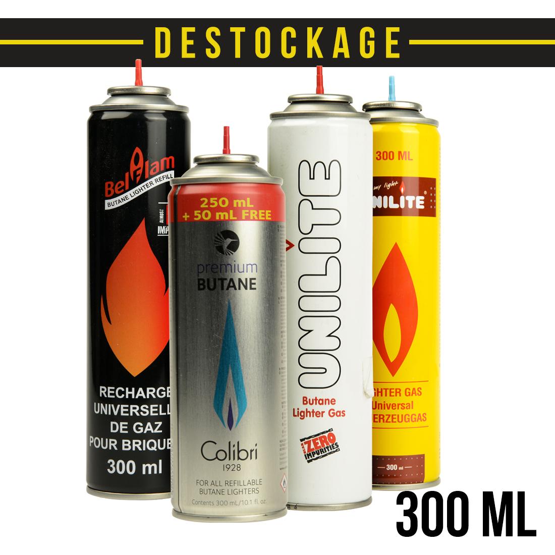 recharge gaz belflam 120ml