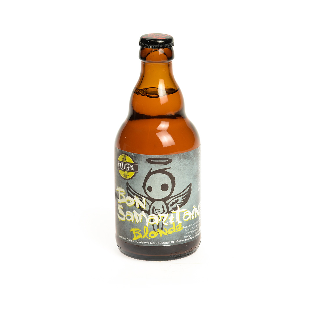BIERE BON SAMARITAIN BLONDE 33CL