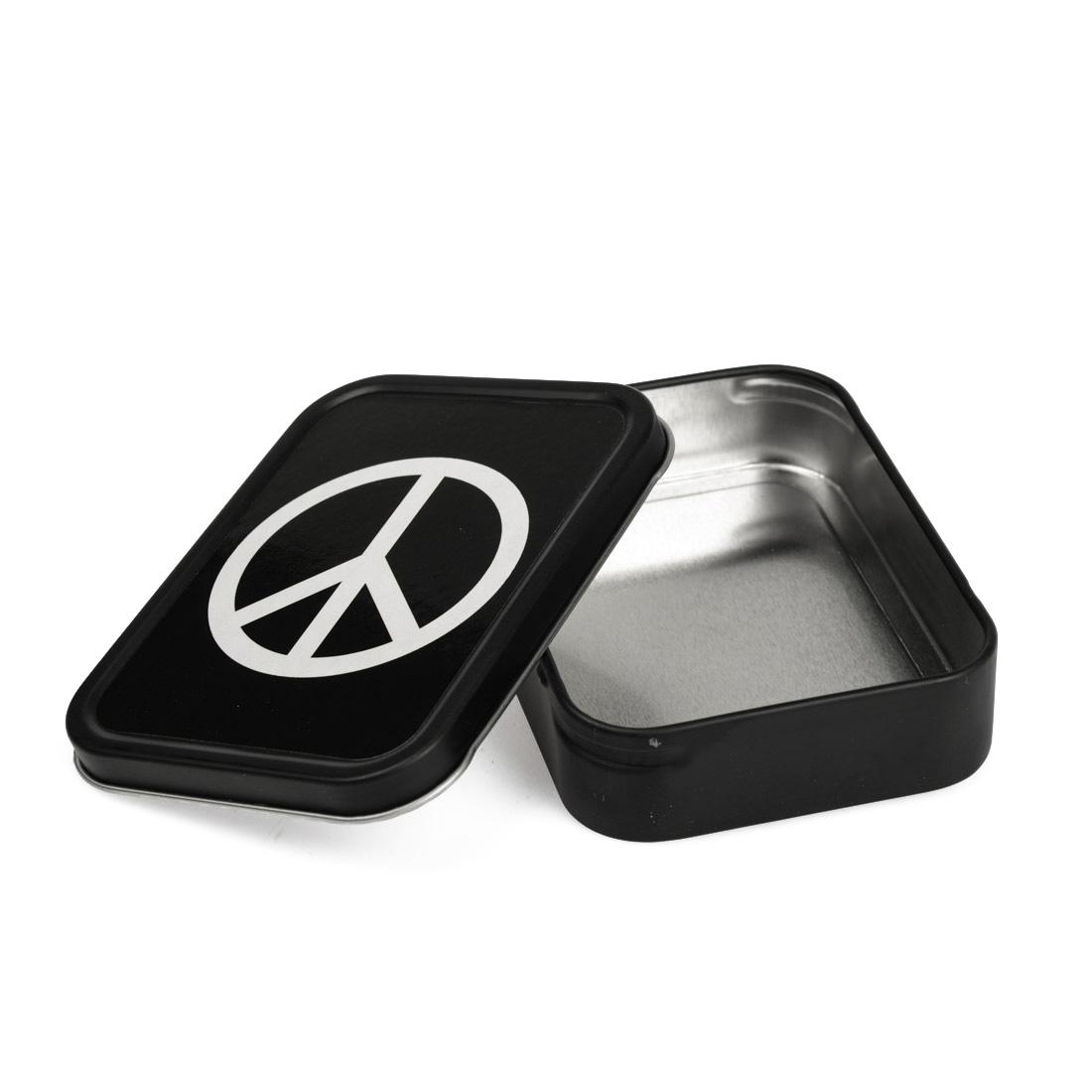 BOITE METAL PEACE & LOVE