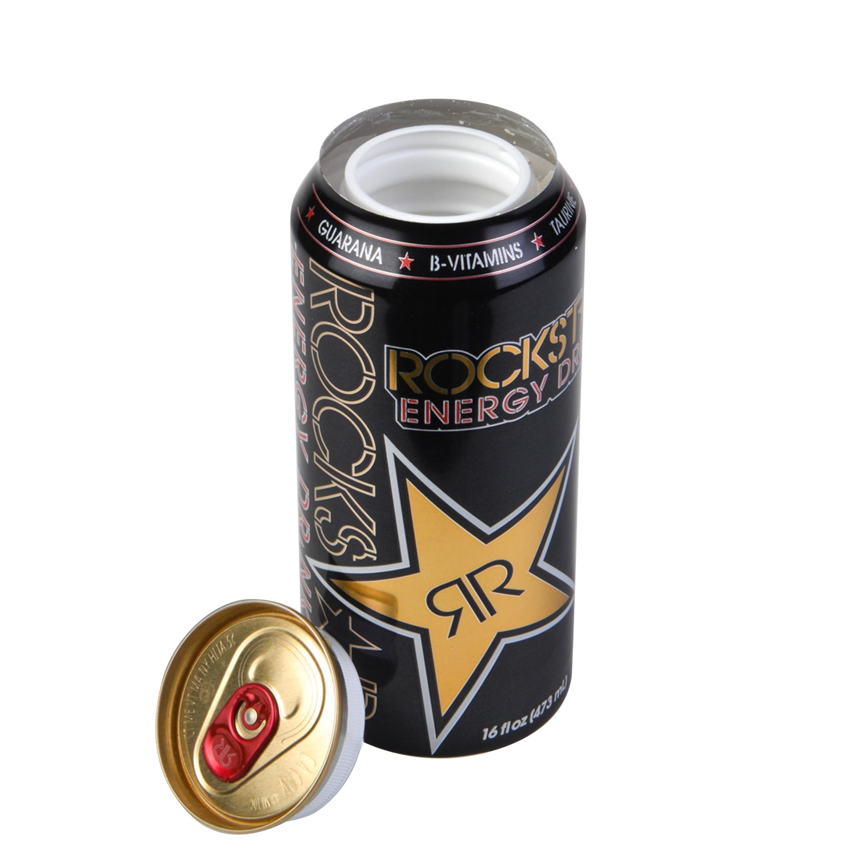 boite cachette Rockstar energy drink