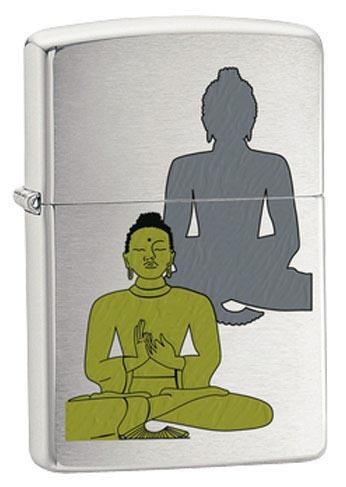 briquet zippo buddha