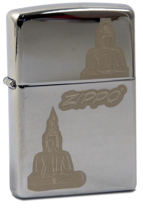 briquet zippo double buddha