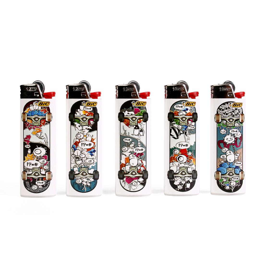 briquet skateboard