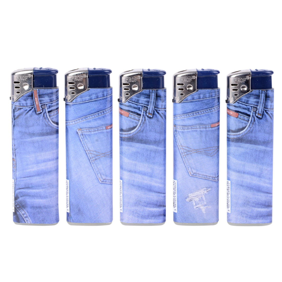 Briquet électronique jean