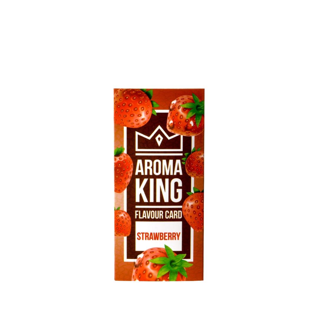 CARTE AROMA KING ICE BLUEBERRY