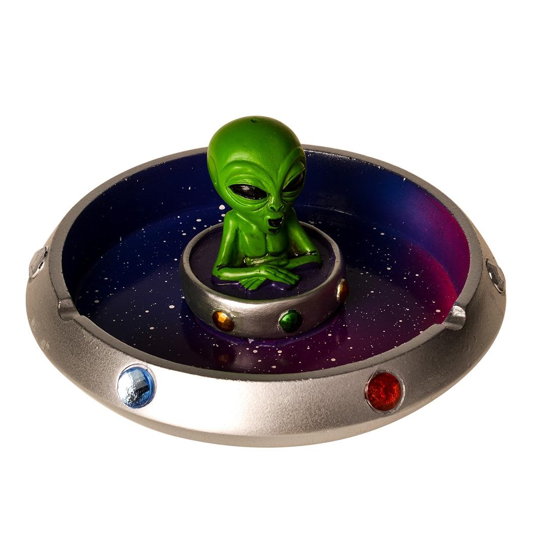 cendrier alien