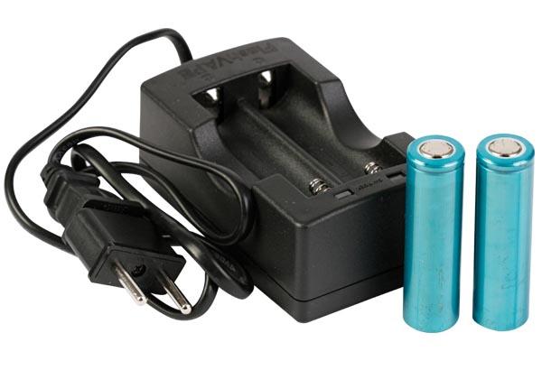 chargeur piles flashvape