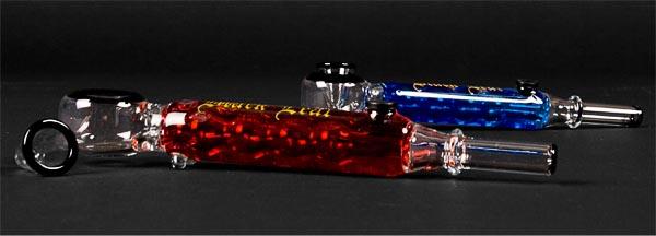 Pipe color fluide