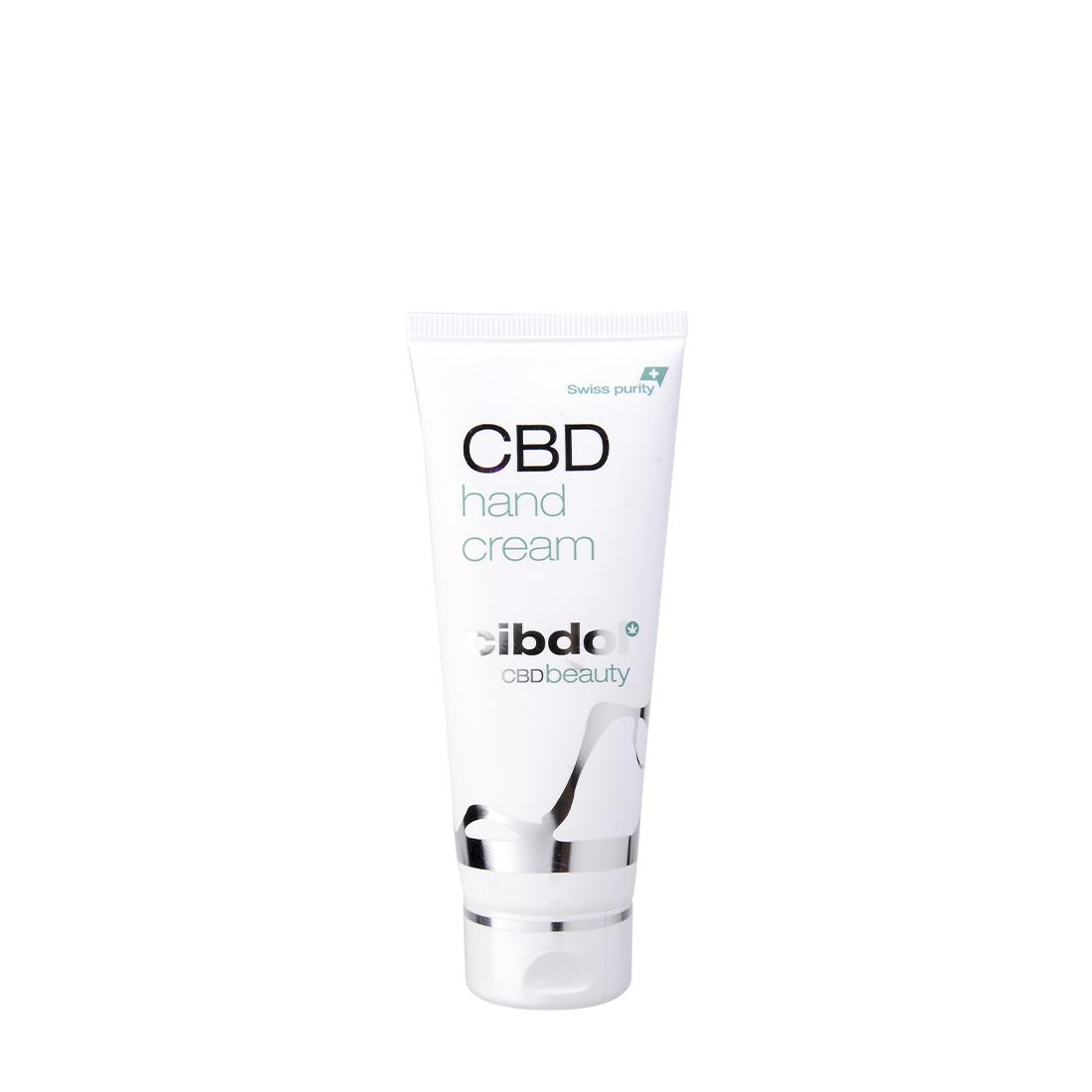 Crème CBD Cibdol pour les mains