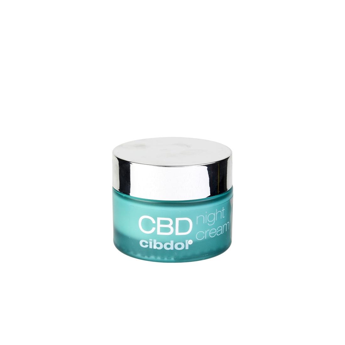Creme CBD Cibdol Night Cream