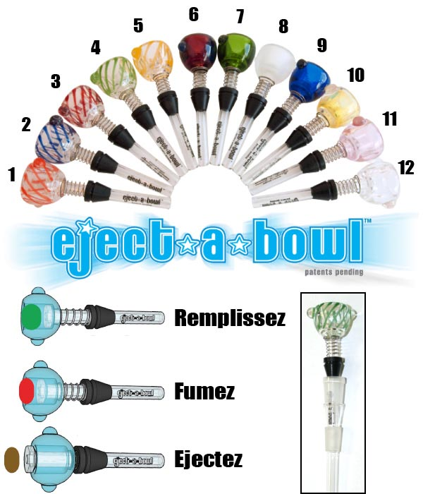 EJECT A BOWL REGULAR 14.5mm