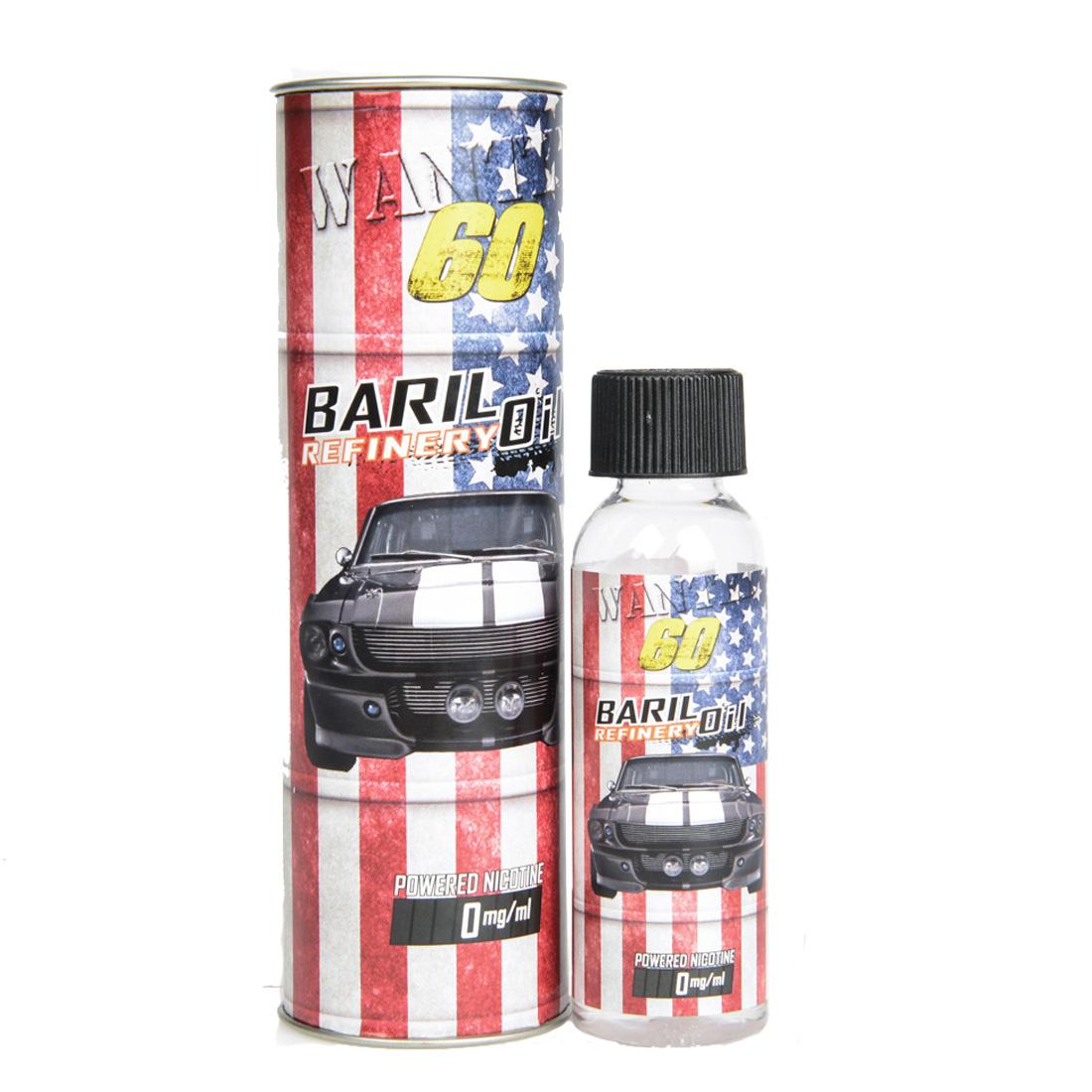E-LIQUIDE BARIL OIL 60 40ML