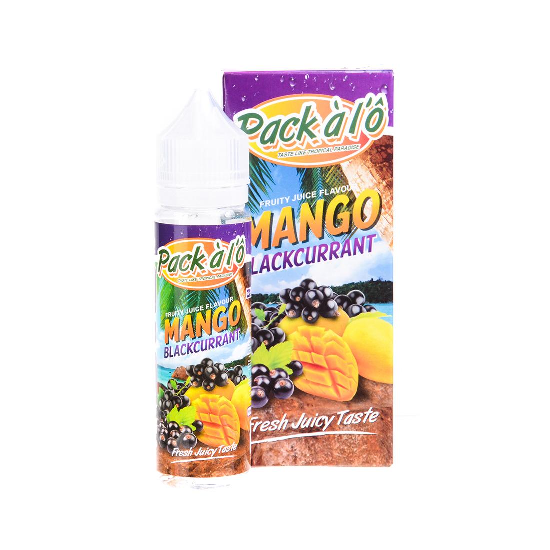 E-LIQUIDE PACK A L'O MANGO PEACH 50ML