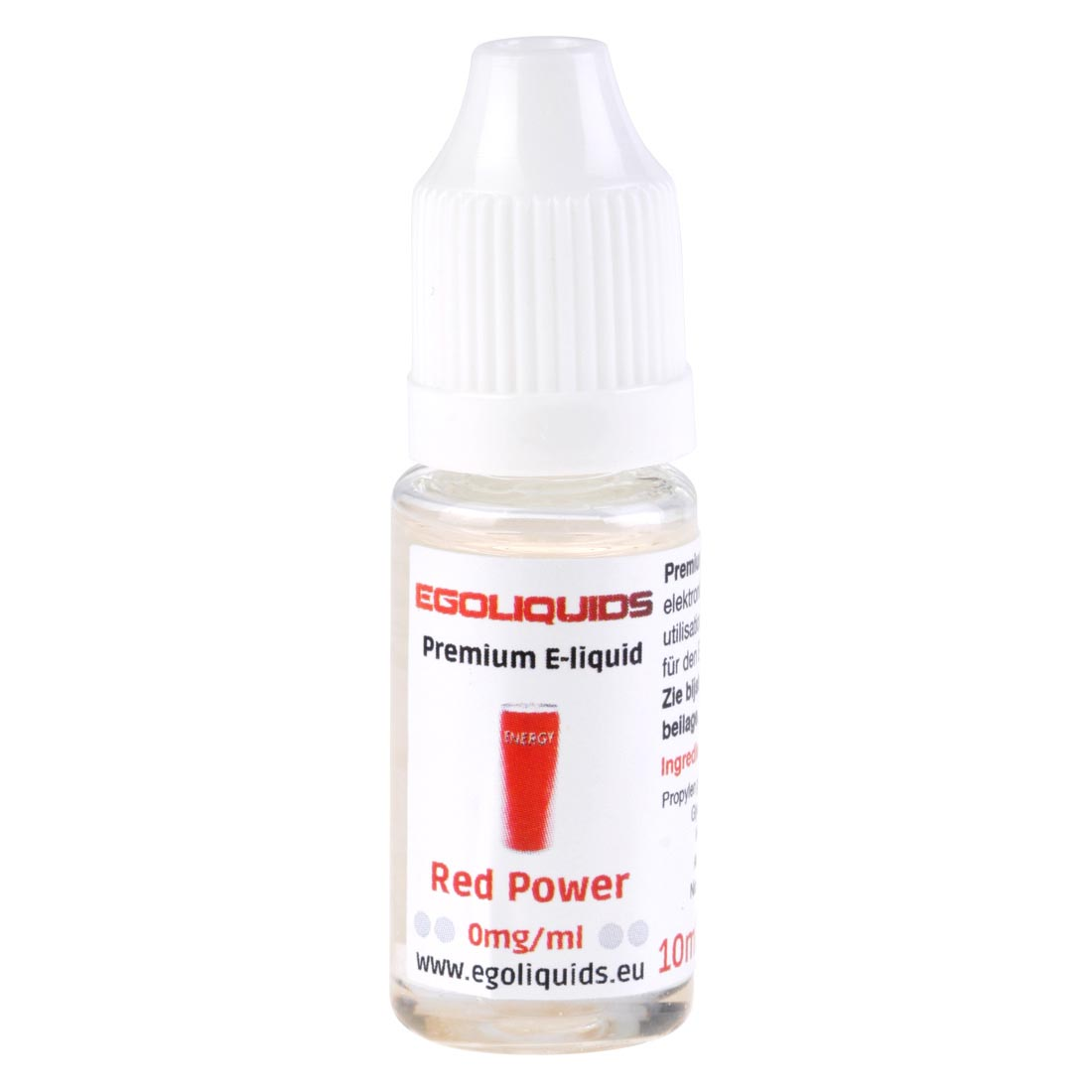 acheter eliquide red power