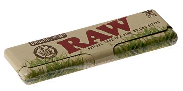 etui feuilles raw organic