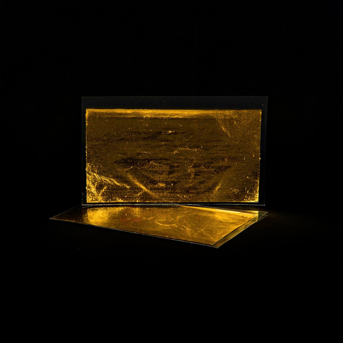 papier a rouler en or