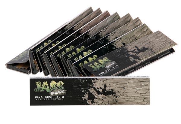 acheter carnet slim jass brown