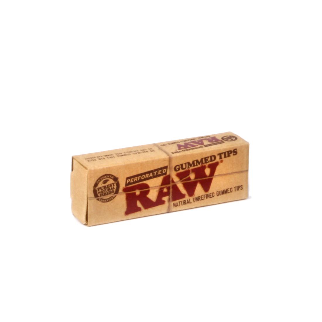 filtres raw perforés