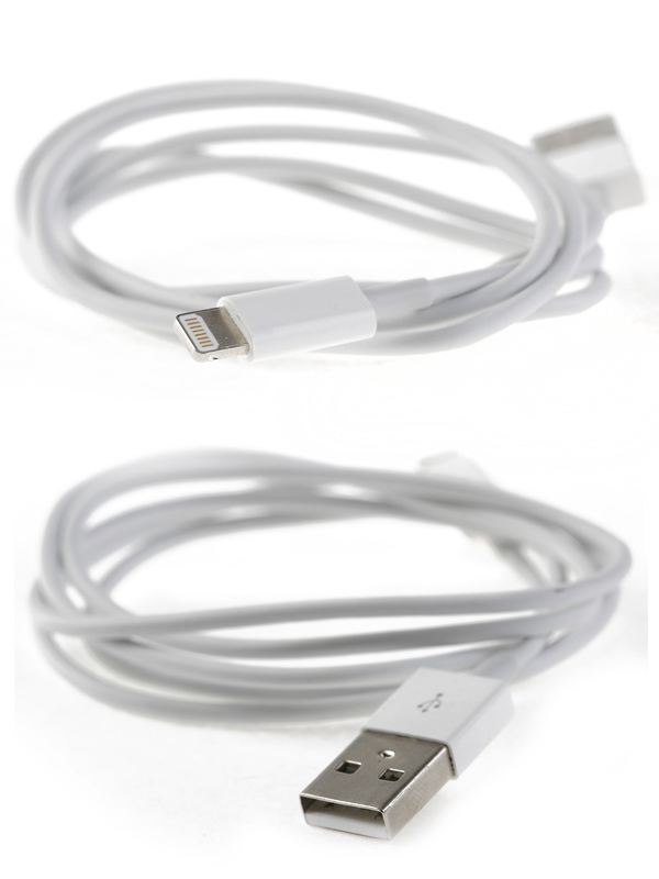 cable iPhone 5 lightning USB