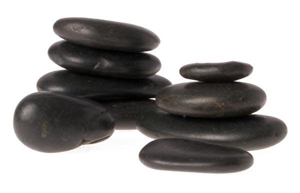 pierres de massage spa