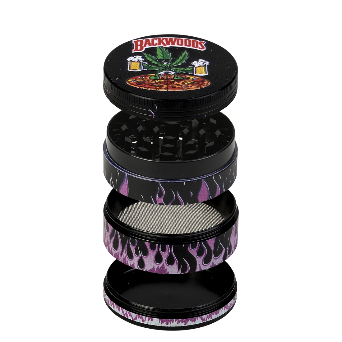 GRINDER BACKWOODS 4 PARTIES 50MM