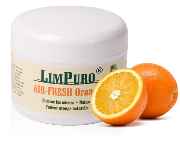 acheter limpuro air fresh orange