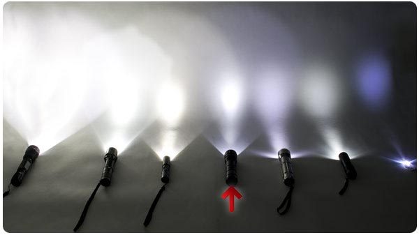 lampe de poche