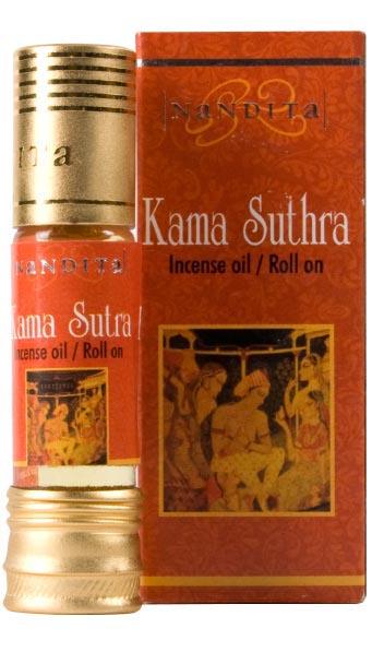 Huile parfumée haute qualité