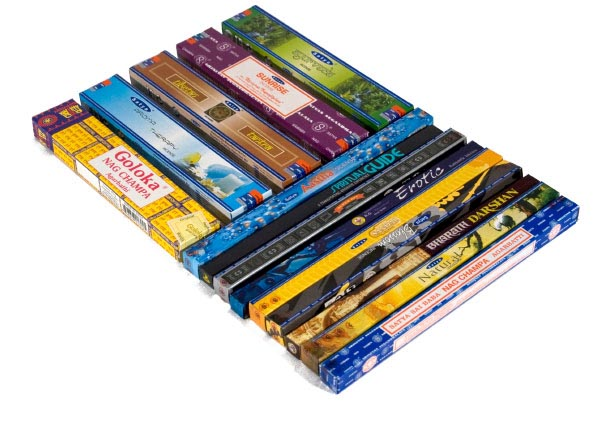 selection pack encens