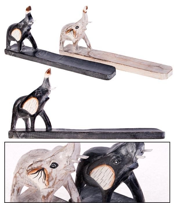 brule encens elephant