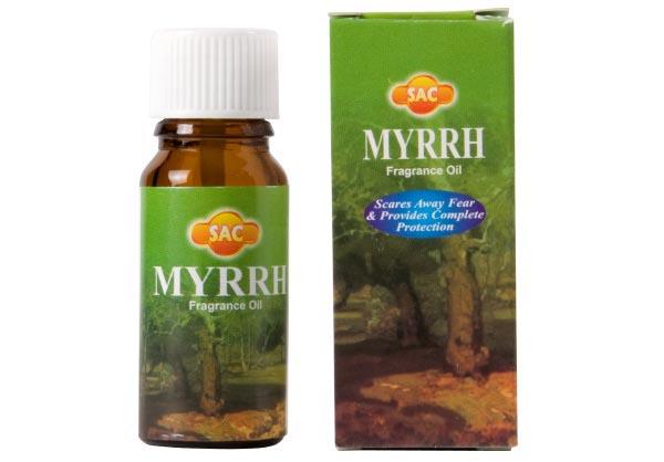 Acheter huile a bruler myrrh