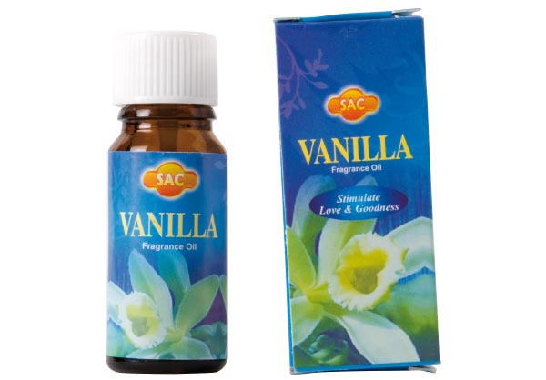 Acheter huile  a bruler vanille