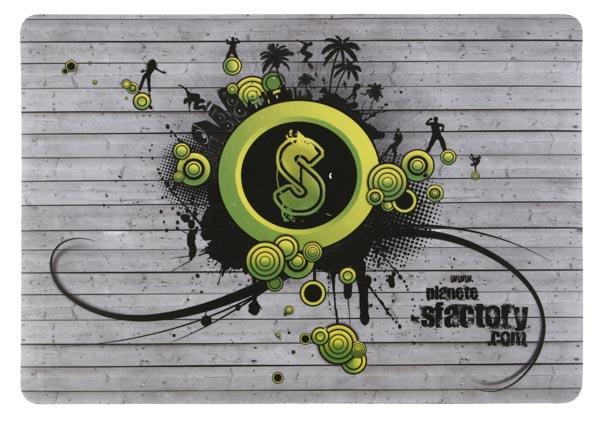 Tapis de souris S-factory