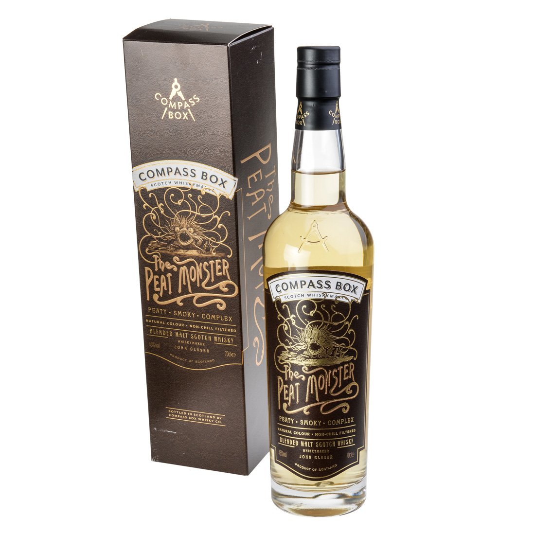 WHISKY THE PEAT MONSTER 70CL