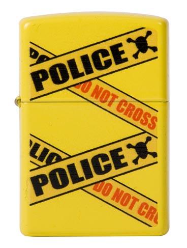 Acheter Zippo caution police 2001591