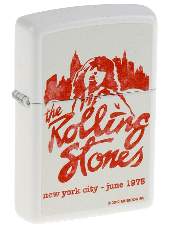 briquet rolling stones new york city