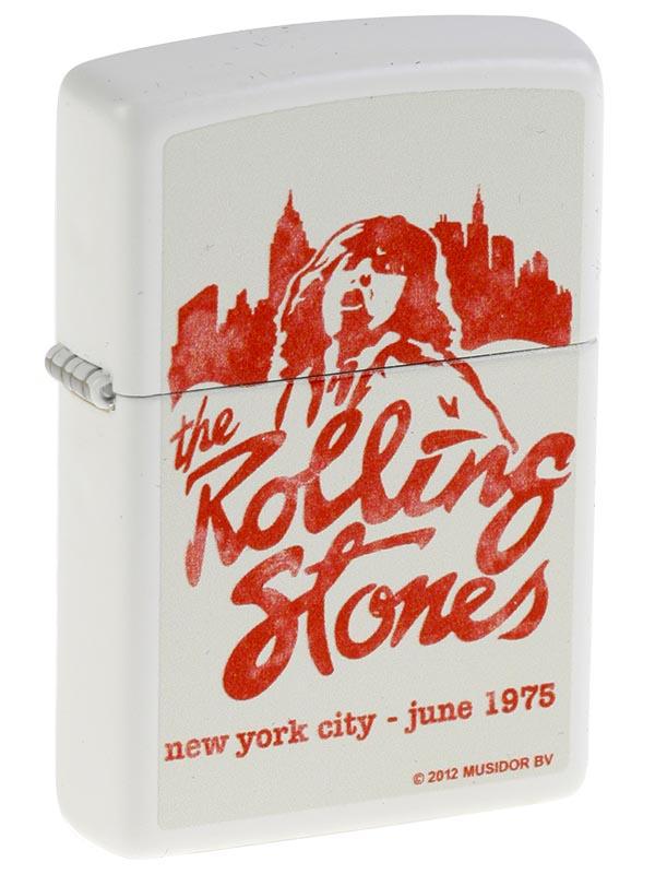 briquet rolling stones new york city
