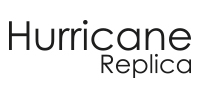 Logo Marque HURRICANE REPLICA