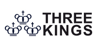 Logo Marque Three kings