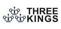 Logo Marque Three kings