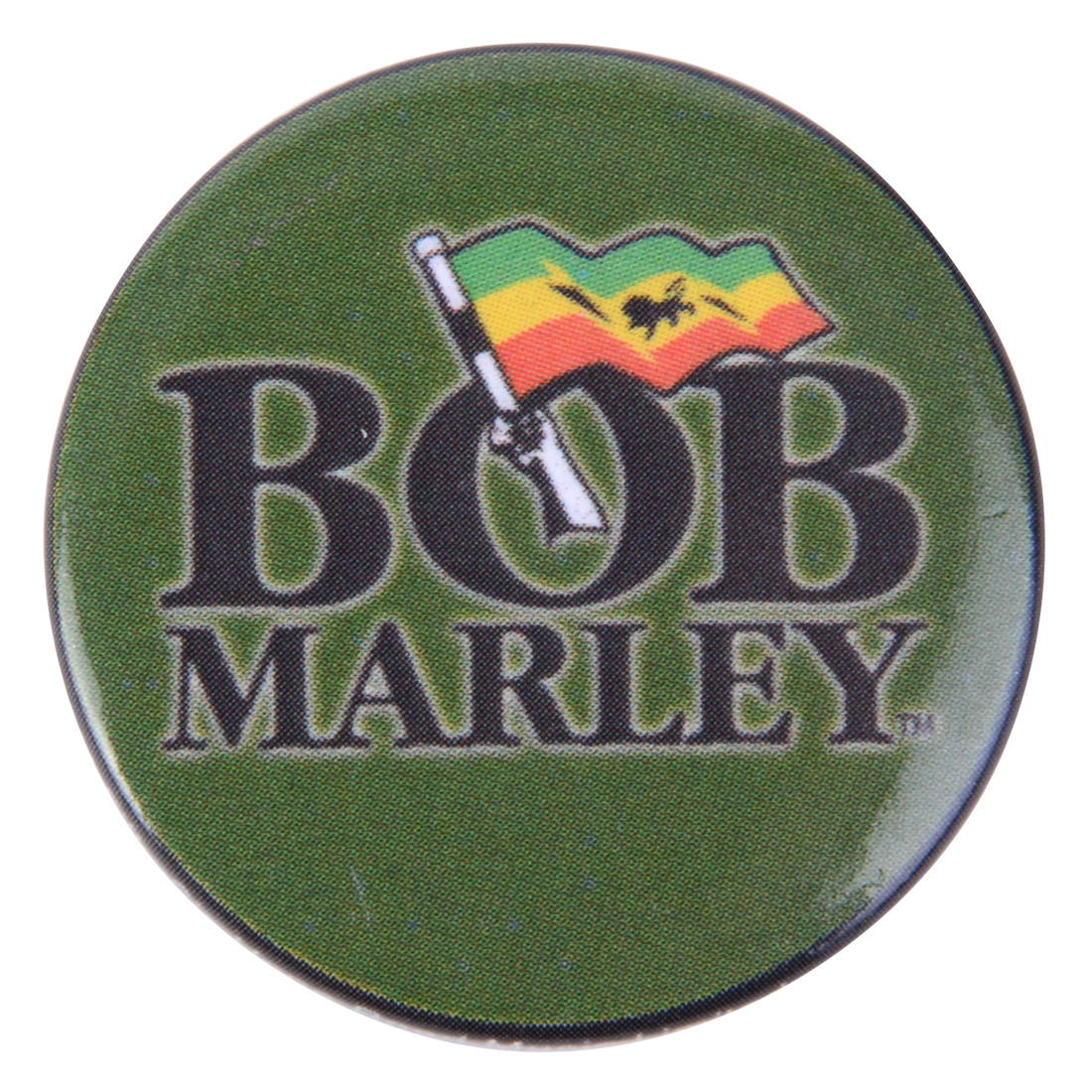 badge bob marley logo