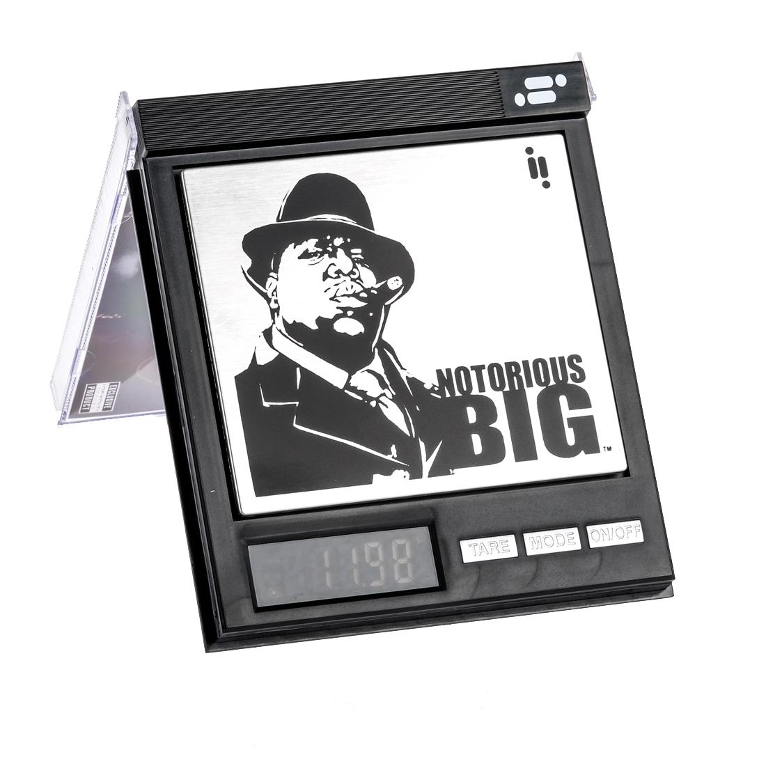 BALANCE INFYNITI SCALES NOTORIOUS BIG CD