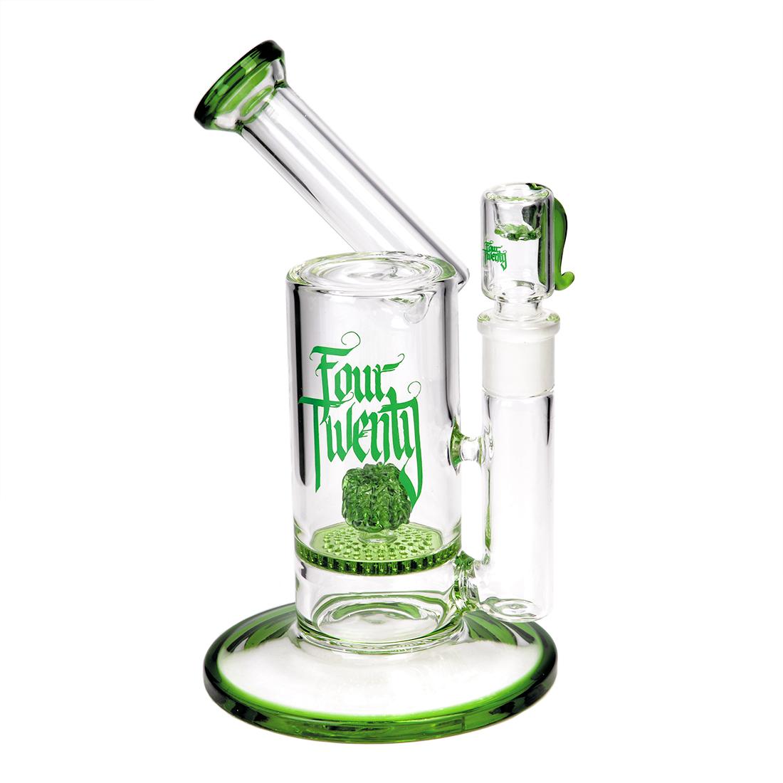 BANG GLASS 420 Greenvader