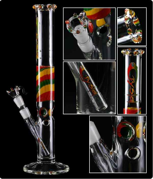 bang crystal rasta acheter pipe eau cristal bang verre. Black Bedroom Furniture Sets. Home Design Ideas