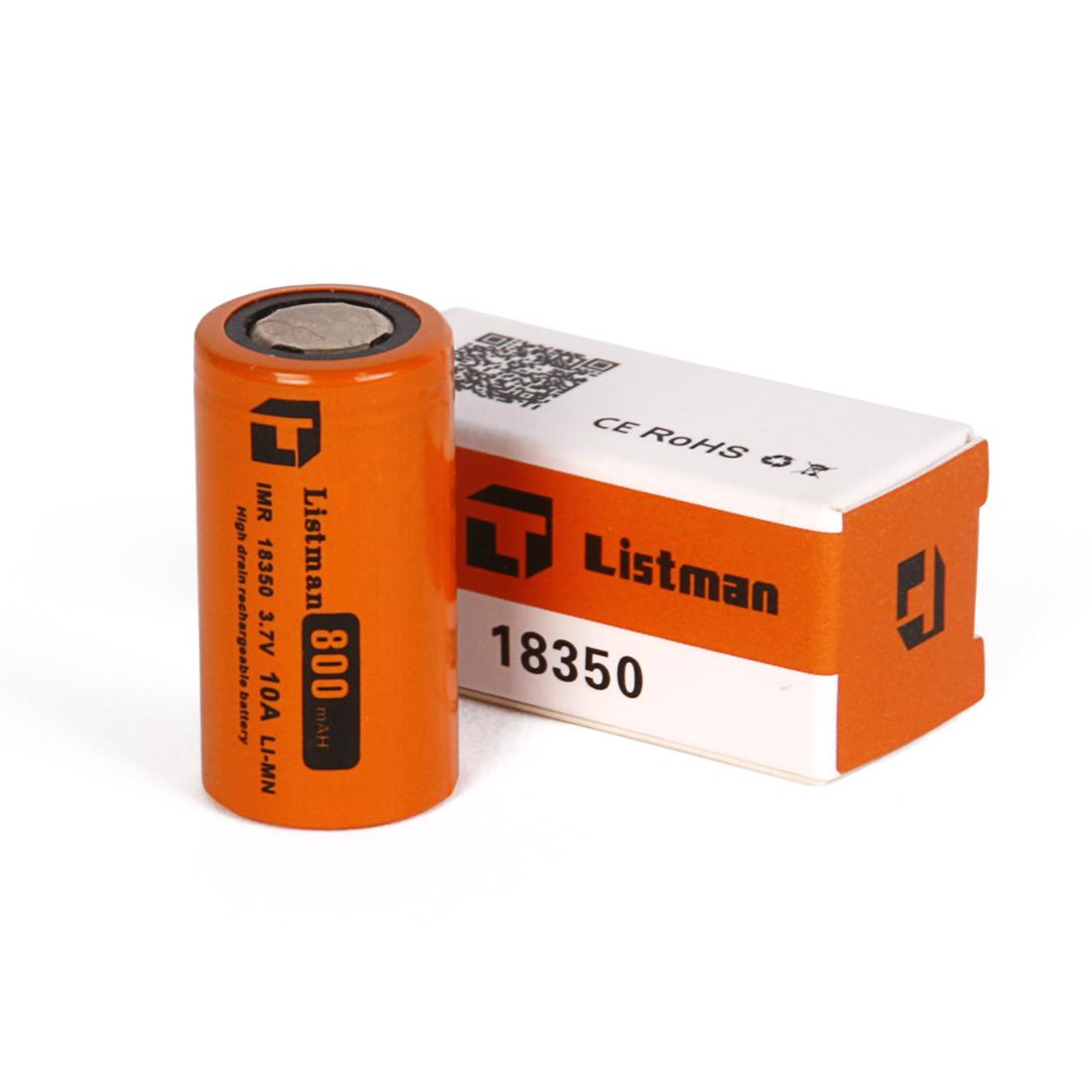 Batterie Mod efest 18350 800mah