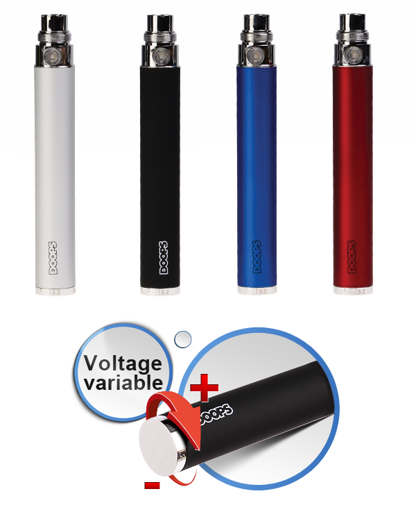 batterie ego twist doops