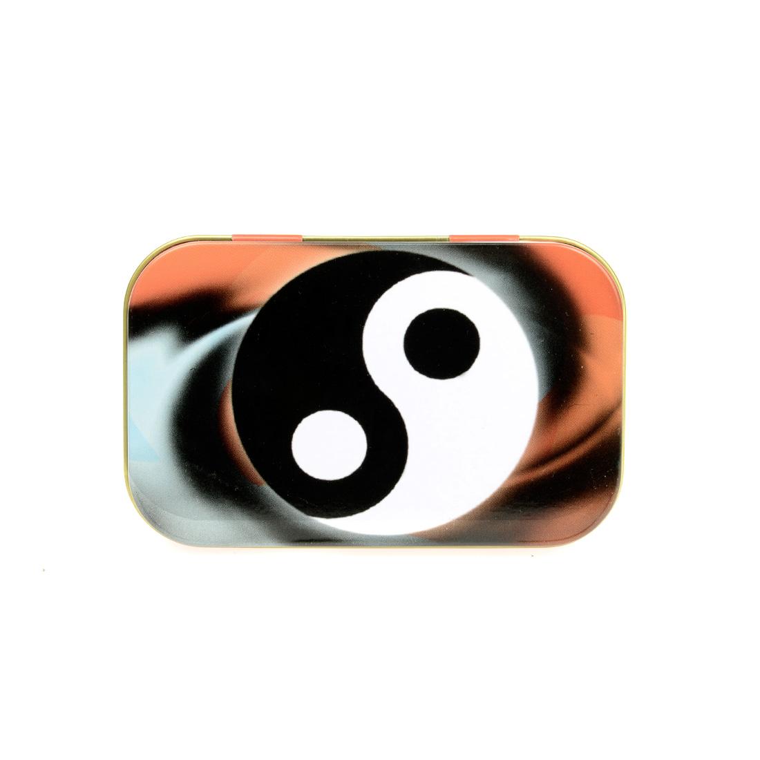 boite metal yin yang