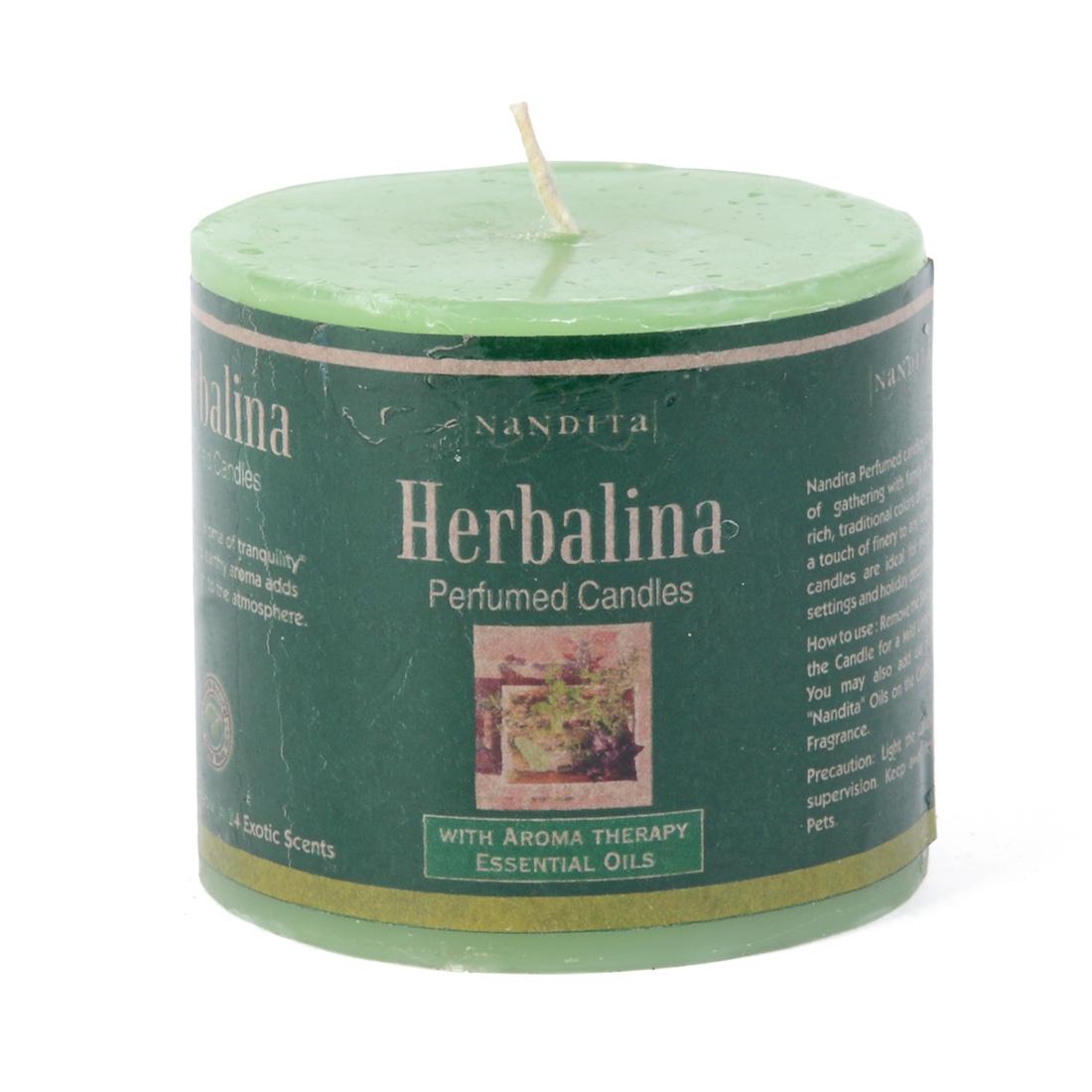 bougie nandita herbalina