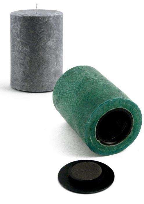 acheter boite cachette secrete bougie cachette party invitations ideas. Black Bedroom Furniture Sets. Home Design Ideas